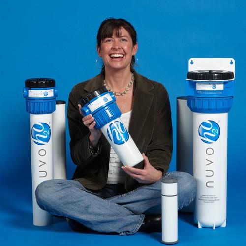 Nuvoh2o Saltless Water Softener System